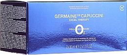 Духи, Парфюмерия, косметика Набор - Germaine de Capuccini Excel Therapy O2 Pollution Defense (f/cr/2x50ml)