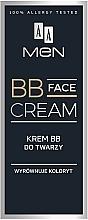 Духи, Парфюмерия, косметика BB-крем для мужчин - AA Men BB Face Cream