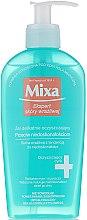 Духи, Парфюмерия, косметика Очищающий гель для лица без содержания мыла - Mixa Sensitive Skin Expert Cleansing Gel