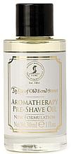 Духи, Парфюмерия, косметика Масло до бритья - Taylor of Old Bond Street Aromatherapy Pre-Shave Oil