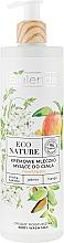 Духи, Парфюмерия, косметика Кремовое молочко для душа - Bielenda Eco Nature Creamy Body Wash Milk Kakadu Plum, Jasmine & Mango