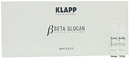 Духи, Парфюмерия, косметика Ампульный концентрат - Klapp Beta Glucan Skin Calming Concentrate Ampoules