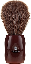 Духи, Парфюмерия, косметика Помазок для бритья 12705 - Vie-Long Peleon Horse Hair Shaving Brush Red Handle