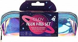 Духи, Парфюмерия, косметика Набор из 10 многоразовых косметических дисков - Glov Moon Pads Set