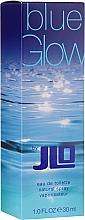 Духи, Парфюмерия, косметика Jennifer Lopez Blue Glow - Туалетная вода