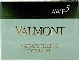 Бальзам для заполнения морщин для кожи вокруг глаз - Valmont V-Shape Filling Eye Balm — фото N2