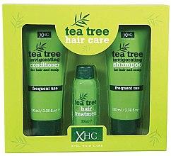 Духи, Парфюмерия, косметика Набор - Xpel Marketing Ltd Tea Tree Invigorating (shm/100 ml + cond/100 ml + ser/30 ml)