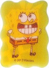 "Духи, Парфюмерия, косметика Мочалка банная ""Спанч Боб"", желтая - Suavipiel Sponge Bob Bath Sponge"
