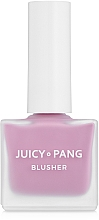 Духи, Парфюмерия, косметика Жидкие румяна для лица - A'pieu Juicy-Pang Water Blusher
