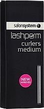 Духи, Парфюмерия, косметика Щипцы для завивки ресниц - Salon System Lashlift Curling Rods Medium
