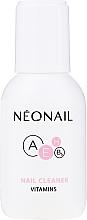 Духи, Парфюмерия, косметика Средство для снятия липкого слоя и обезжиривания - NeoNail Professional Nail Cleaner Vitamins