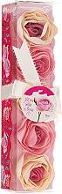 """Духи, Парфюмерия, косметика Конфетти для ванны """"Роза"""", 5 шт - Spa Moments Bath Confetti Rose"""