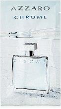 Духи, Парфюмерия, косметика Azzaro Chrome - Туалетная вода (пробник)