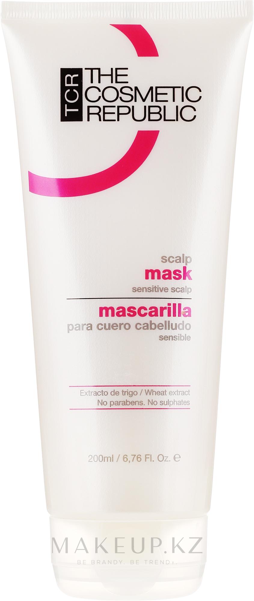 Маска для волос, для тонких и слабых волос - The Cosmetic Republic Mist Fiberhold Spray — фото 200 ml