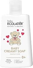 Духи, Парфюмерия, косметика Детское крем-мыло - Ecolatier Baby Creamy Soap
