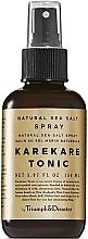 Духи, Парфюмерия, косметика Тоник-спрей для волос с морской солью - Triumph & Disaster Karekare Tonic Salt Spray