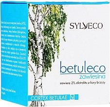 Духи, Парфюмерия, косметика Суспензия для укрепления волос и регенерации кожи - Sylveco Betuleco