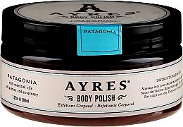 Духи, Парфюмерия, косметика Скраб для тела - Ayres Patagonia Body Polish