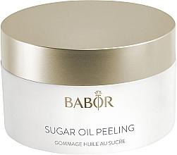 Духи, Парфюмерия, косметика Сахарный пилинг с маслом Аргана - Babor Cleansing Sugar Oil Peeling