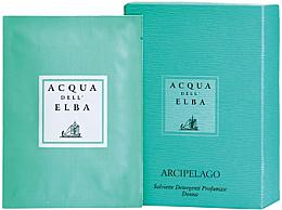 Духи, Парфюмерия, косметика Acqua dell Elba Arcipelago Women - Влажные салфетки
