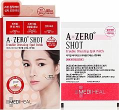 Духи, Парфюмерия, косметика Патчи для лица - Mediheal A-Zero Shot Trouble Dressing Spot Patch