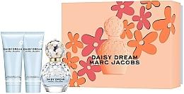 Духи, Парфюмерия, косметика Marc Jacobs Daisy Dream - Набор (edt/50ml + b/lot/75ml + sh/gel/75ml)