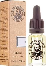 Духи, Парфюмерия, косметика Масло для бороды - Captain Fawcett Beard Oil