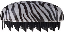 """Духи, Парфюмерия, косметика Щетка для волос, 63947, бело-черная """"Зебра"""" - Top Choice Detangler"""