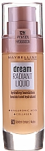 Духи, Парфюмерия, косметика Основа для макияжа - Maybelline New York Dream Radiant Liquid Hydrating Foundation