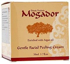 Духи, Парфюмерия, косметика Крем-пилинг для лица - Mogador Centle Facial Peeling Cream