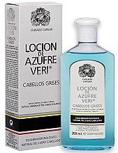 Духи, Парфюмерия, косметика Лосьон против выпадения волос - Intea Azufre Veri Balance Lotion for Grey Hair