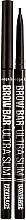 Духи, Парфюмерия, косметика Механический карандаш для бровей - Luxvisage Brow Bar Ultra Slim