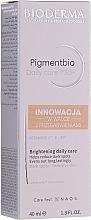 Духи, Парфюмерия, косметика Крем для лица - Bioderma Pigmentbio Daily Care Brightening Daily Care SPF 50+