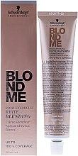 Духи, Парфюмерия, косметика Осветляющий крем для седых волос - Schwarzkopf Professional BlondMe White Blending