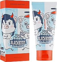 Духи, Парфюмерия, косметика Кислородная маска для очищения пор - Elizavecca Hell-Pore Bubble Blackboom Pore Pack