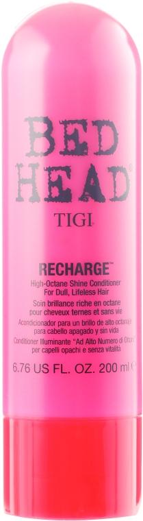 Укрепляющий кондиционер для волос - Tigi Bed Head Recharge High-Octane Shine Conditioner — фото N1