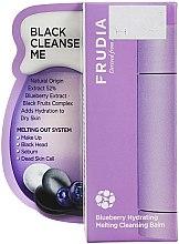 Духи, Парфюмерия, косметика Очищающий бальзам с черникой - Frudia Blueberry Hydrating Melting Cleansing Balm