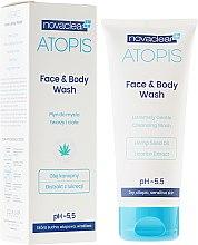 Духи, Парфюмерия, косметика Средство для мытья лица и тела - Novaclear Atopis Face&Body Wash