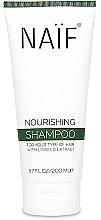 Духи, Парфюмерия, косметика Пительный шампунь для волос - Naif Nourishing Shampoo