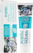 Духи, Парфюмерия, косметика Зубная паста - Rose Rio Natural Sea Minerals & Spirulina Toothpaste