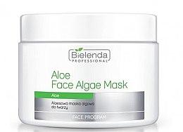 Духи, Парфюмерия, косметика Альгинатная маска для лица с алоэ - Bielenda Professional Face Algae Mask with Aloe