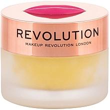 "Духи, Парфюмерия, косметика Скраб для губ ""Ананасовый сок"" - Makeup Revolution Lip Scrub Sugar Kiss Pineapple Crush"