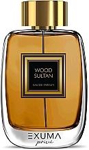 Духи, Парфюмерия, косметика Exuma Wood Sultan - Парфюмированная вода