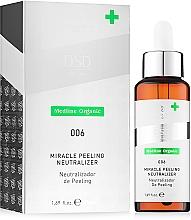 Духи, Парфюмерия, косметика Нейтрализатор пилинга № 006 - Simone DSD de Luxe Medline Organic Miracle Peeling Neutralizer