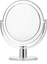 Духи, Парфюмерия, косметика Двухстороннее косметическое зеркало в раме, d 16 см - Titania
