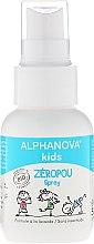 Духи, Парфюмерия, косметика Спрей для волос от вшей для детей - Alphanova Kids Spray