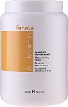 Духи, Парфюмерия, косметика Восстанавливающая питательная маска для сухих и ломких волос - Fanola Nourishing Restructuring Mask