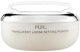 Духи, Парфюмерия, косметика Прозрачная рассыпчатая пудра - Pur Translucent Loose Setting Powder