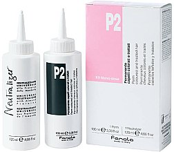 Духи, Парфюмерия, косметика Набор для химической завивки окрашенных волос - Fanola P2 Perm Kit for Coloured and Treated Hair