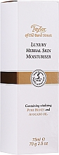 Увлажняющий крем для лица и тела - Taylor of Old Bond Street Herbal Skin Moisturiser — фото N2